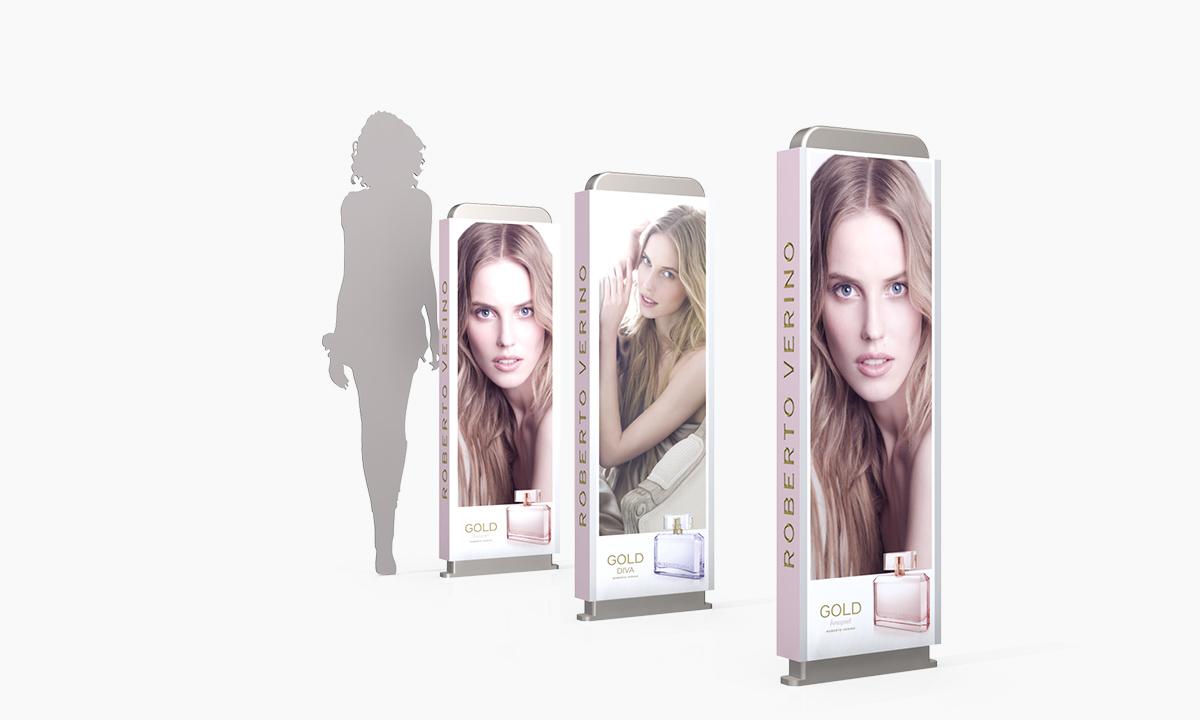 cubrealarmas perfumeria | roberto verino | diseño y boceto 3d
