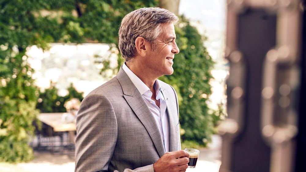 Nespresso y George Clooney. Nueva tienda en Madrid. Experiencia de compra. Marketing retail. Visual Merchandising. Diseño y Publicidad