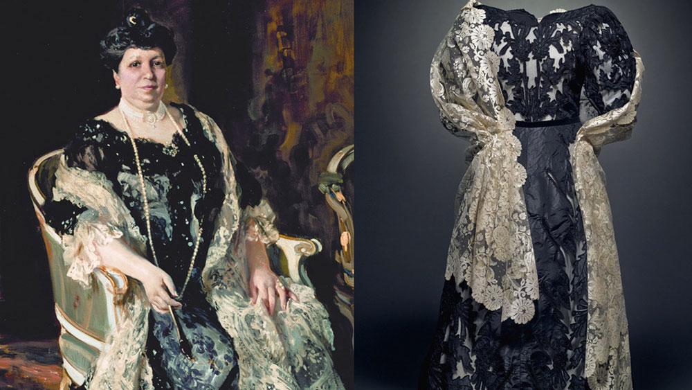 Exposición Joaquín Sorolla en el Museo Thyssen de Madrid. Moda y pintura. Diseño y Publicidad.