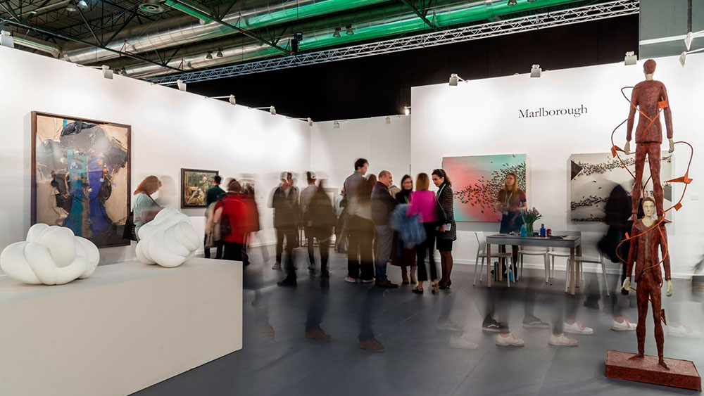 Feria de arte ARCOmadrid 2018. Diseño y Publicidad. Especialistas en marketing retail.