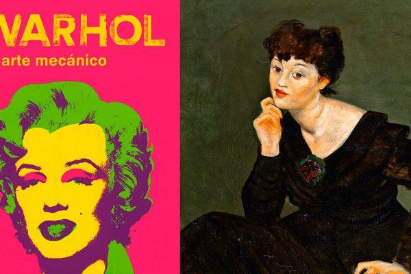 Exposiciones. Fin de semana. Cultura Madrid. Andy Warhol en Caixaforum. Derain, Balthus y Giacometti en Fundación Mapfre. Sala Recoletos. Diseño y Publicidad.