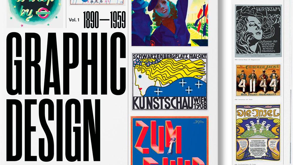 Taschen y la historia del diseño gráfico | Diseño y Publicidad