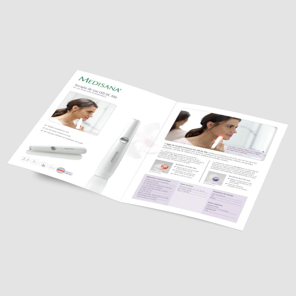 Sales folder Medisana