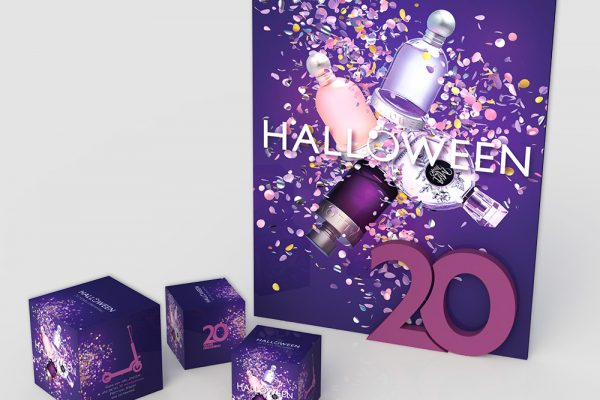 Escaparates Halloween 20 Years