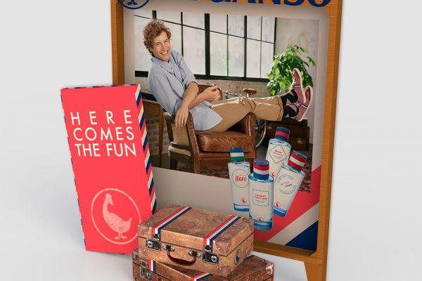 Visual Merchandising El Ganso